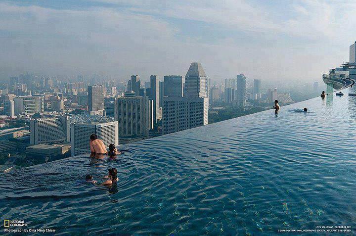 أحلى مسبح في العالم