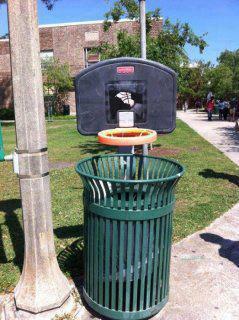 اختراع لتشجيع النظافة