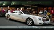 سيارات الخليجيين في لندن صيف 2008
